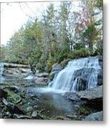 Waterfall Country Metal Print