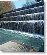 Waterfall Heaven Metal Print