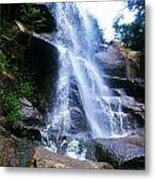 Waterfall  Metal Print by Kiara Reynolds