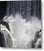 Waterfall Magic Metal Print