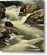 Waterfall Old Chelsea Metal Print