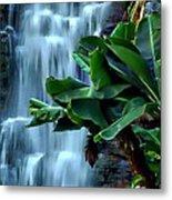 Waterfalls Metal Print