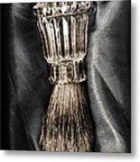 Waterford Crystal Shaving Brush 2 Metal Print