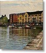 Waterford Waterfront Metal Print