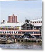 Waterfront 3 Metal Print