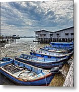 Waterfront Metal Print