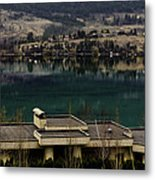 Waterfront Views Metal Print