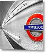Waterloo Metal Print