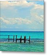 waters of Mexico    Metal Print