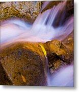 Waters Of Zion Metal Print