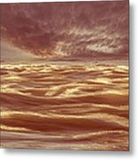 Waterscape Number Seven Metal Print