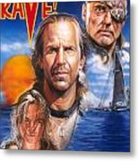 Waterworld Metal Print