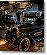 Watler P Chrysler Museum 2 Metal Print