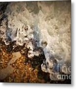 Wave Of Emotions  Metal Print