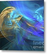 Waves Of Grace Metal Print