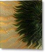 Waves Of Joy Metal Print