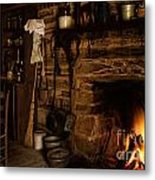 Way Back When Metal Print by Deborah Scannell