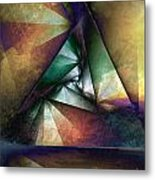 Way Towards The Unknown Metal Print
