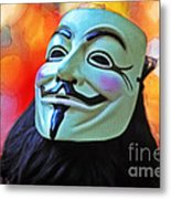 We Are The 99 Metal Print