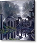 We Lost Our Empire A Long Time Ago Metal Print