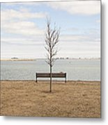 We Stand Together Metal Print by Eugene Bergeron