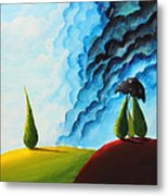 Weather Change Metal Print