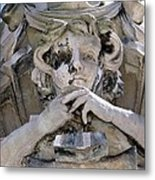 Weathered And Wise Metal Print