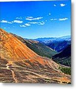 Webster Pass Colorado Metal Print