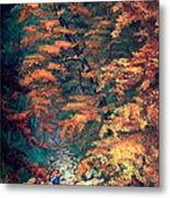 Webster's Falls Metal Print