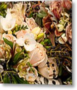 Wedding Bouquets 01 Metal Print