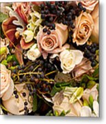 Wedding Bouquets 02 Metal Print