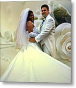 Wedding Flower Metal Print
