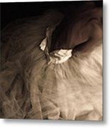 Wedding Jitters Metal Print