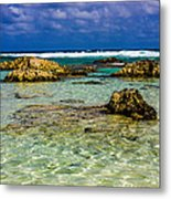 Welcome To Cozumel Metal Print