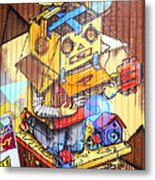 Welcome To The Gallery Metal Print