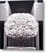 Welcome Tree Infrared Metal Print