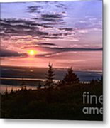 Welcoming A New Day Metal Print