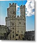Welsh Castle Metal Print
