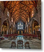 Welsh Cathedral  Metal Print