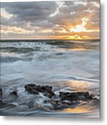 We're All Metal Print by Jon Glaser