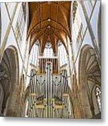 Wesel Organ Metal Print