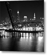 West Bank Of The Flats Metal Print