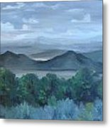 West From Cristobal Metal Print