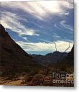 West Grand Canyon Metal Print