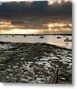 West Mersea View Metal Print