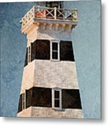 West Point Lighthouse 7 Metal Print