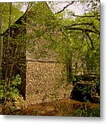 West Point Mill House II Metal Print