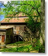 West Point Mill House Metal Print