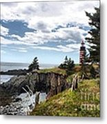 West Quoddy 4038 Metal Print