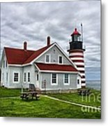 West Quoddy 4216 Metal Print